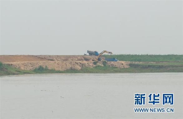 """(新华视点·图文互动)(2)3万亩""""私家湖泊""""为何如此任性?"""