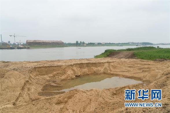 """(新华视点·图文互动)(3)3万亩""""私家湖泊""""为何如此任性?"""