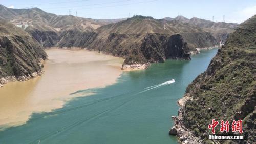 黄河上游来水量由枯转丰 5月居1990年以来之首