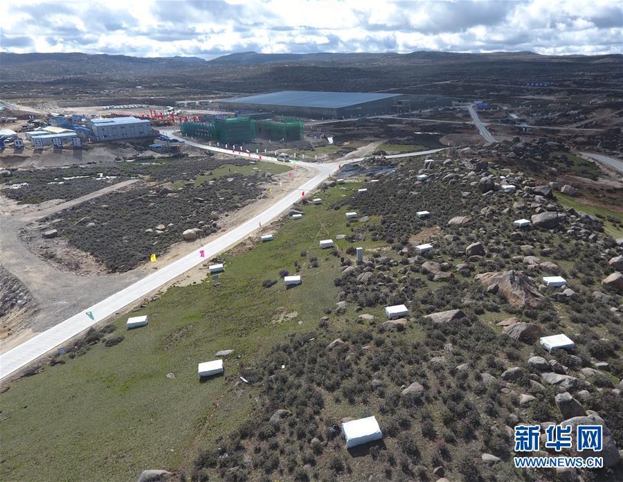 (科技)(1)我國高海拔宇宙線觀測站正式開工