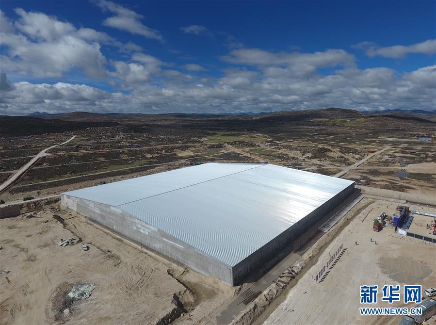(科技)(2)我國高海拔宇宙線觀測站正式開工