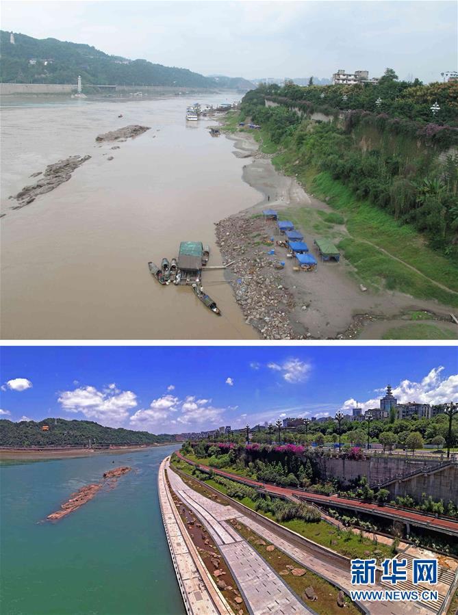 (图文互动)(6)渚清沙白鸟飞回——长江干流零公里处见闻
