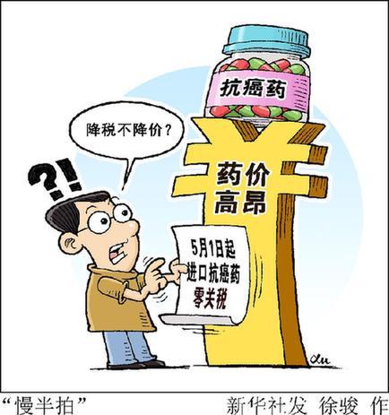 幸运彩票网安全吗:进口药免税后仍高于国外?_专利制度不当背锅侠