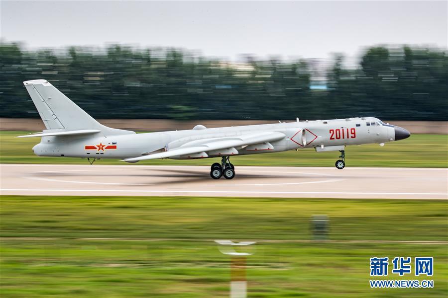 空军轰—6K等五型战机和空降兵将赴俄参加国际军事比赛