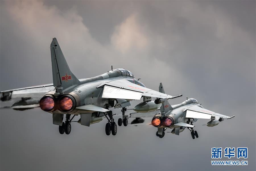 (图文互动)(3)空军轰—6K等五型战机和空降兵将赴俄参加国际军事比赛
