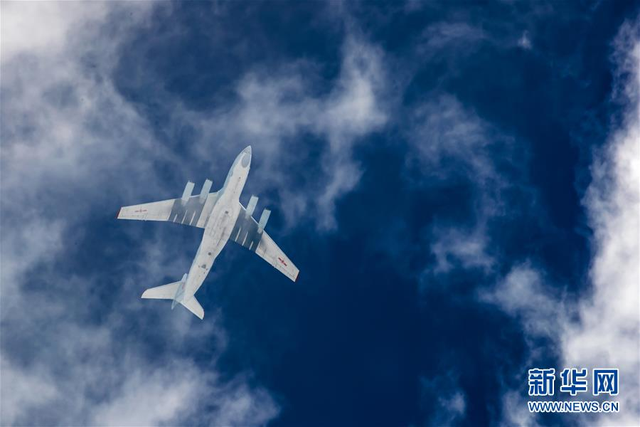 (图文互动)(4)空军轰—6K等五型战机和空降兵将赴俄参加国际军事比赛