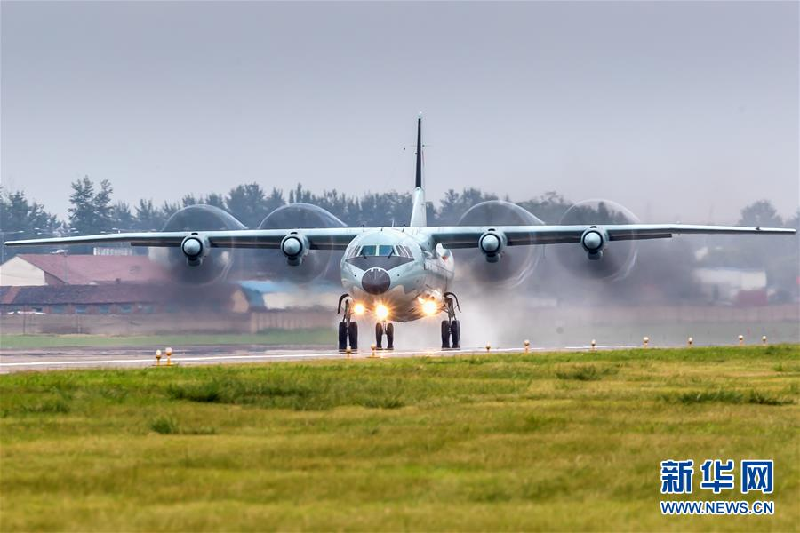 (图文互动)(5)空军轰—6K等五型战机和空降兵将赴俄参加国际军事比赛