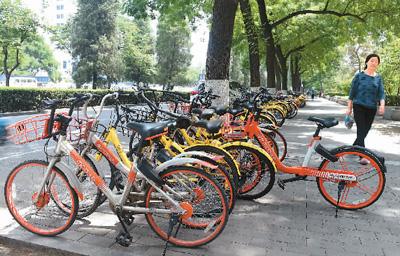 共享单车废旧车回收拷问各方智慧