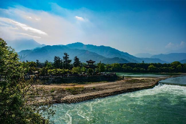 都江堰、灵渠、姜席堰、长渠四项目成功申报世界灌溉工程遗产