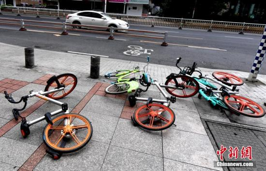 资源回收价格低利润薄不划算 淘汰的共享单车怎么办旬阳牛玲