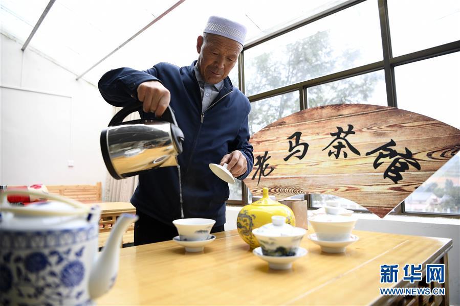 (新华全媒头条·图文互动)(1)中国扶贫的西海固答卷——宁夏奋进60年巡礼之脱贫攻坚篇