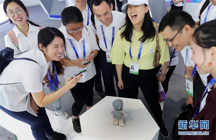 中国智,世界能——世界人工智能大会释放AI发展新信号