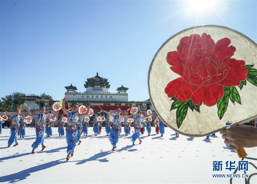 (新華全媒頭條·圖文互動)(1)最年輕的節日 最悠久的牽念——寫給首個中國農民豐收節
