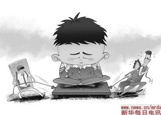 网游争夺战中失败的父母,该反省什么
