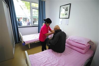 北京60歲以上老人2019年可免費逛公園