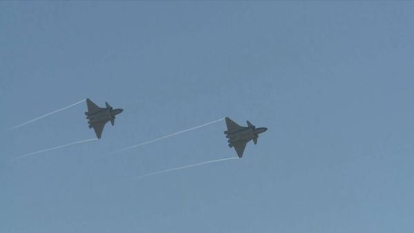 中国航展 | 过瘾!歼-20编队霸气出场