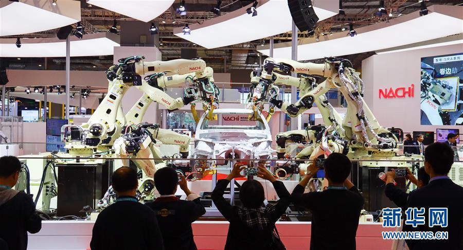 (新华全媒头条·聚焦进口博览会·图文互动)(2)汇聚世界经济前行的浩荡潮流——从首届中国国际进口博览会看全球合作发展新趋势