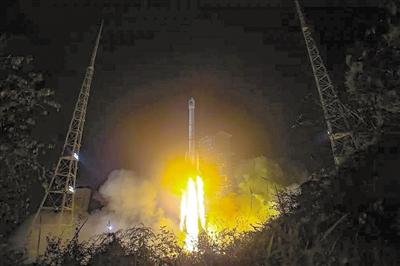 """距离""""关门""""只剩不到4小时 北斗卫星成功传回了信号"""