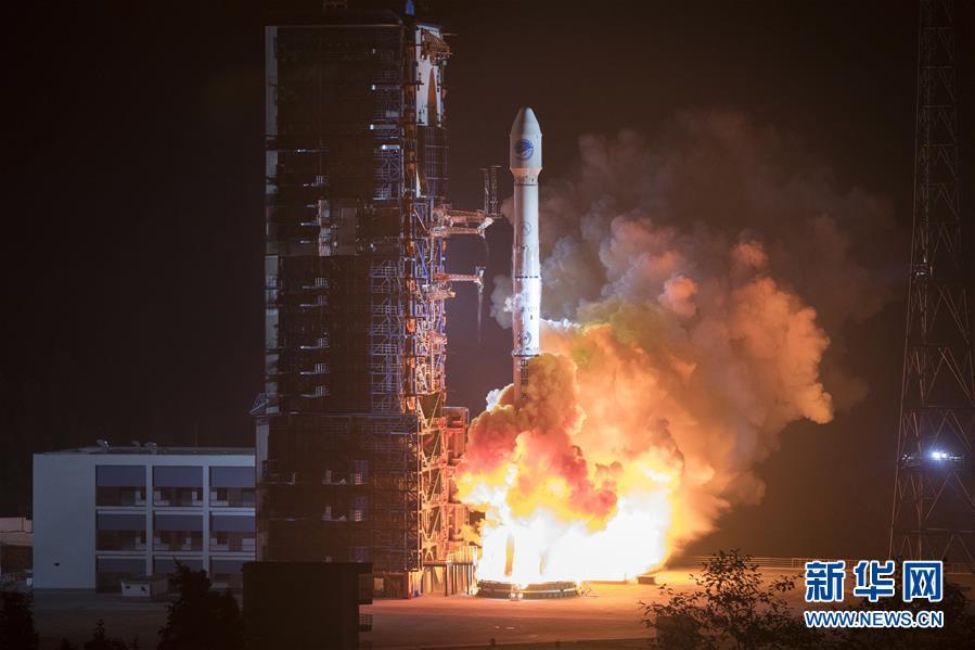 (科技)(1)我國成功發射第四十二、四十三顆北鬥導航衛星
