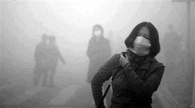 你的防雾霾口罩,可能源自军用技术