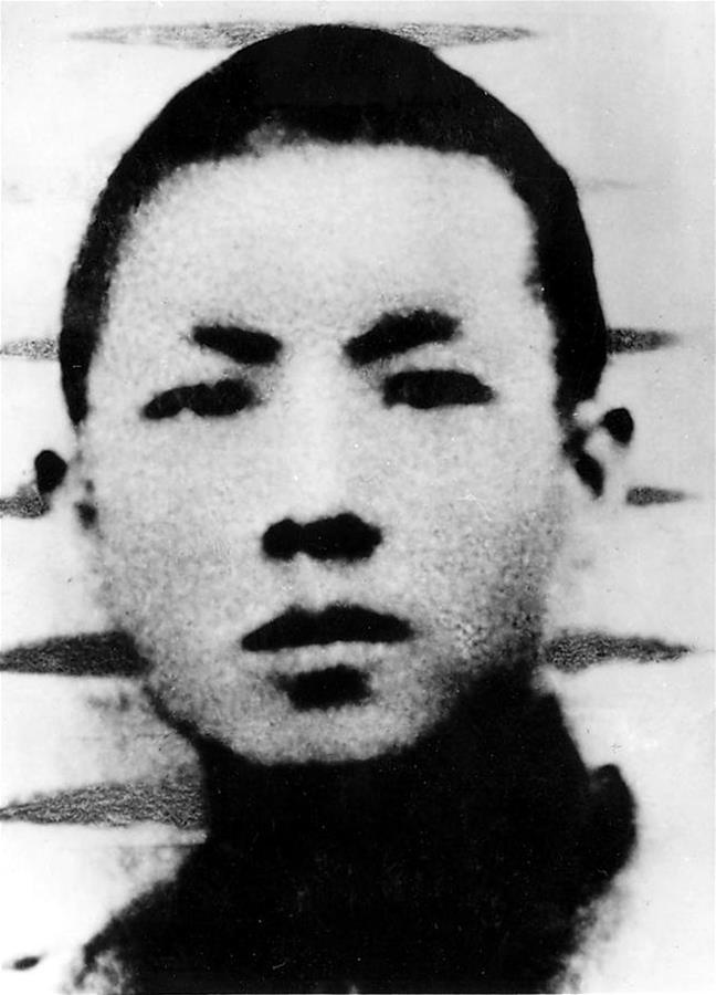 (为了民族复兴·英雄烈士谱·图文互动)刀劈日本宪兵的抗日民族英雄——节振国