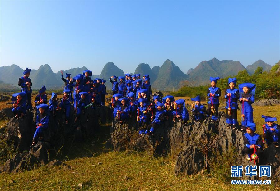 (辉煌60年·壮美新广西·图文互动)(4)携手描绘八桂大地上的美丽画卷——写在广西壮族自治区成立60周年之际