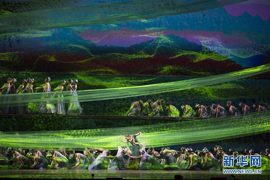 (時政)(7)慶祝改革開放40周年文藝晚會《我們的四十年》舉行