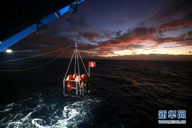 (圖文互動)(7)記者手記:在馬裏亞納海溝探索海洋最深處的科學奧秘
