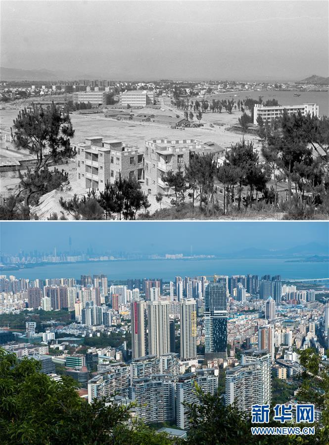 (新华全媒头条·图文互动)(5)新华社评论员:向着更加壮阔的航程——致敬改革开放40周年