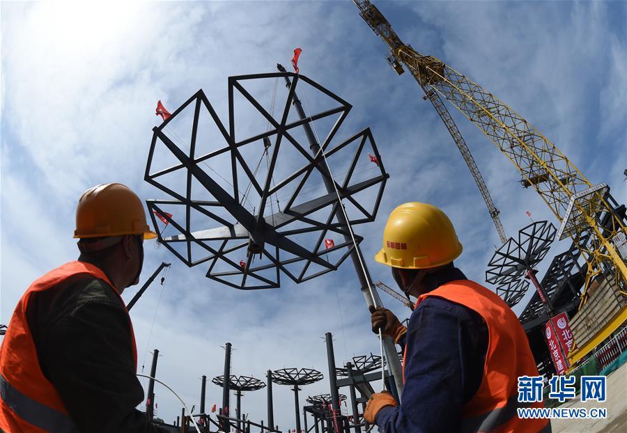 (新华全媒头条·图文互动)(2)领航!向着高质量发展坚定前行——以习近平同志为核心的党中央引领中国经济发展述评