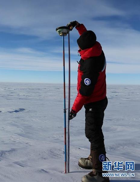 东南极冰盖由内向外加速流动