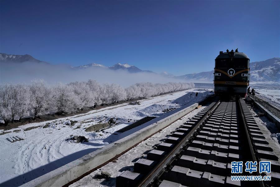 (经济)(5)川藏铁路拉林段施工持续进行