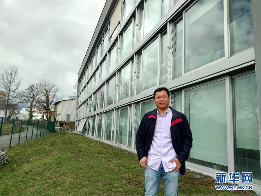 """(國際·圖文互動)(5)""""加速""""40年——記世界最大實驗室的三代中國人"""