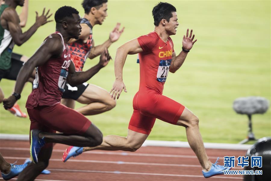 (体育·年终稿)(4)新华社体育部评出2018年中国体育十大新闻