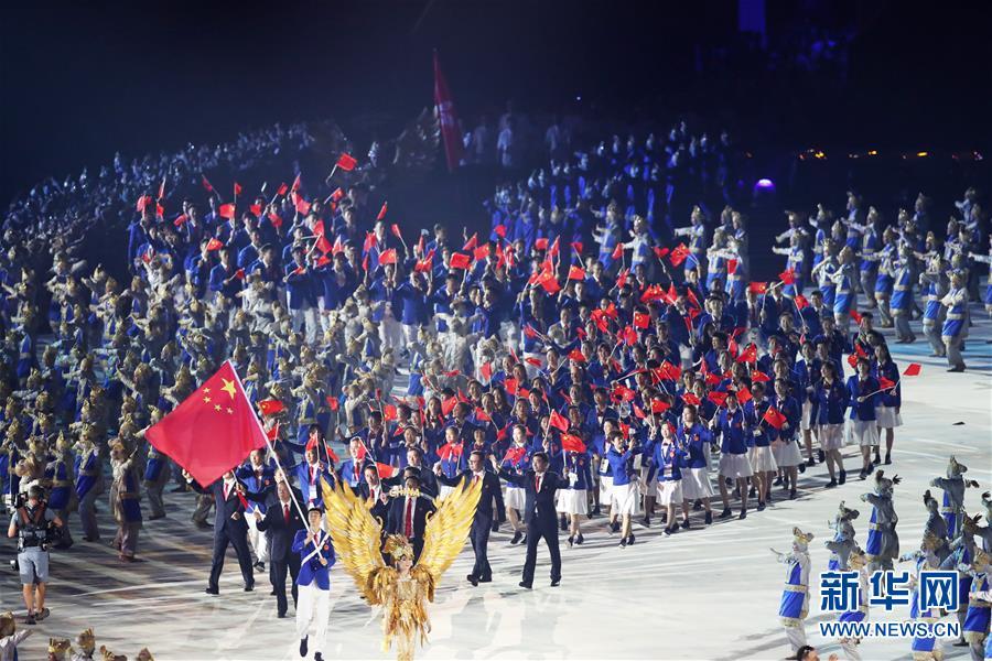 (体育·年终稿)(6)新华社体育部评出2018年中国体育十大新闻