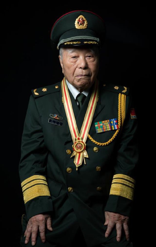2018,这些中国军人请接受我们的致敬