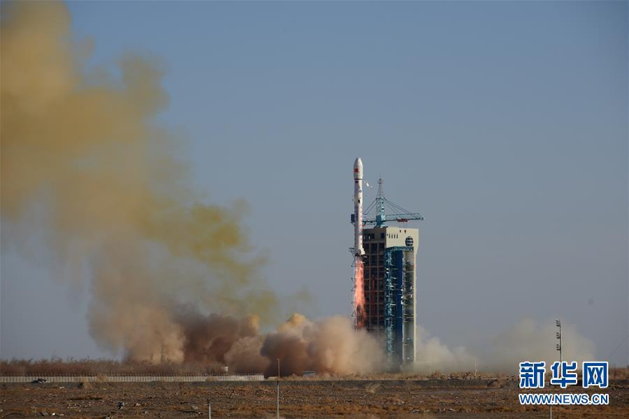 (图文互动)(1)我国成功发射6颗云海二号卫星 搭载发射鸿雁星座首颗试验星