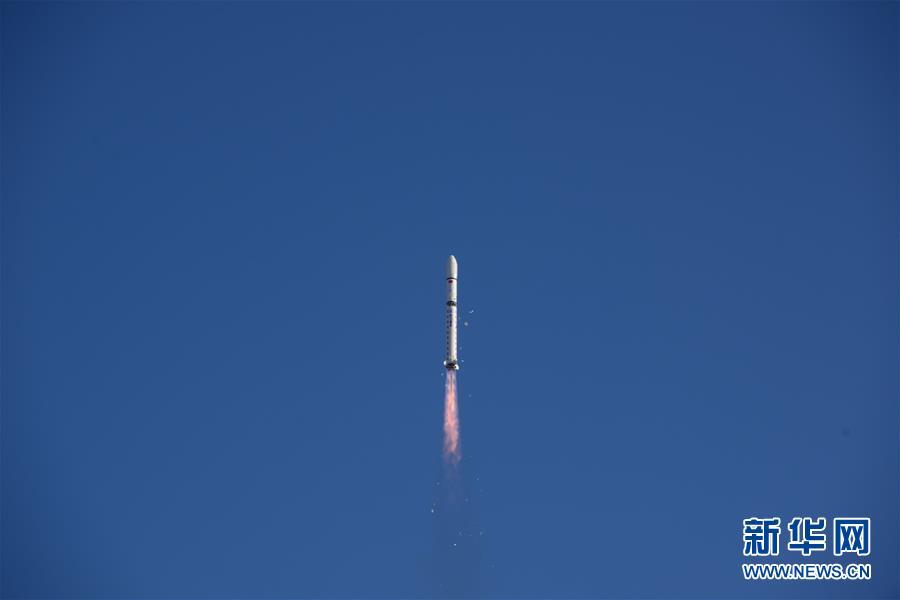 (图文互动)(2)我国成功发射6颗云海二号卫星 搭载发射鸿雁星座首颗试验星