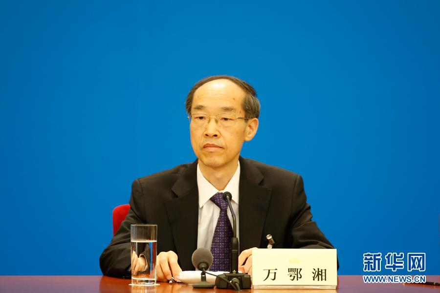 北京赛车PK10计划:万鄂湘:民革以促进祖国和平统一作为工作重点之一