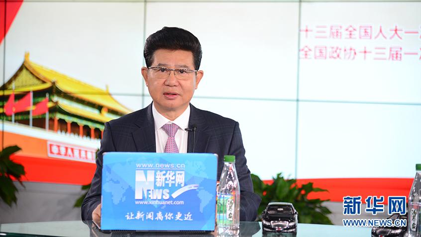 张桂平:以绿色发展推动长江经济