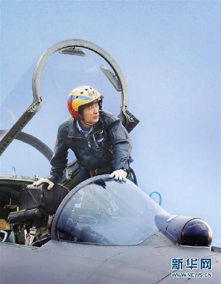 (改革先鋒風採·圖文互動)(2)蔣佳冀:乘著改革強軍的東風奮飛
