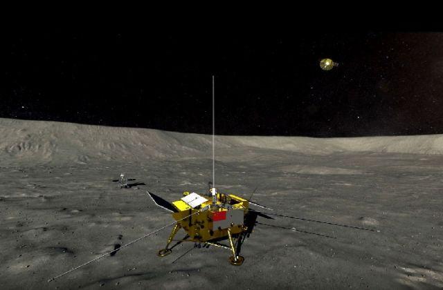 嫦娥四號繞月時間為何比嫦娥三號長?看官方揭秘