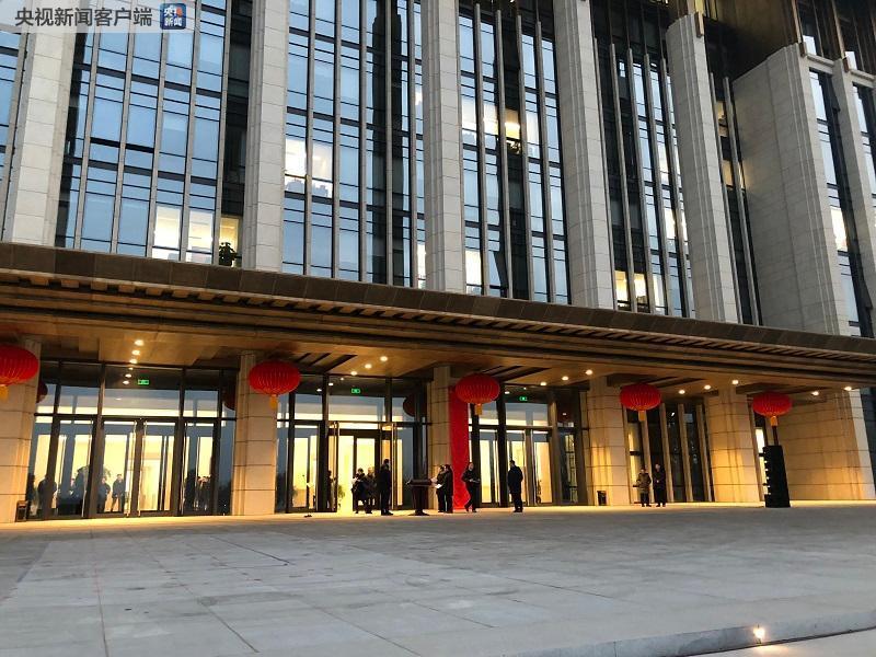 北京市级行政中心正式迁入城市副中心
