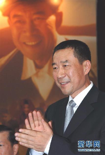 (改革先鋒風採·圖文互動)(2)李雪健:演藝事業始終與國家和時代同步