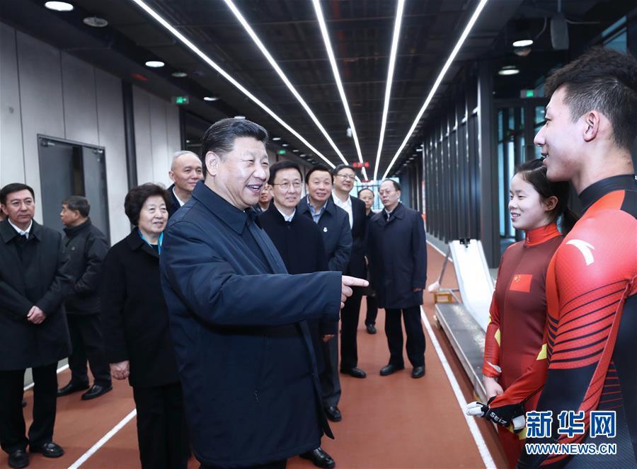 (XHDW)(22)习近平春节前夕在北京看望慰问基层干部群众