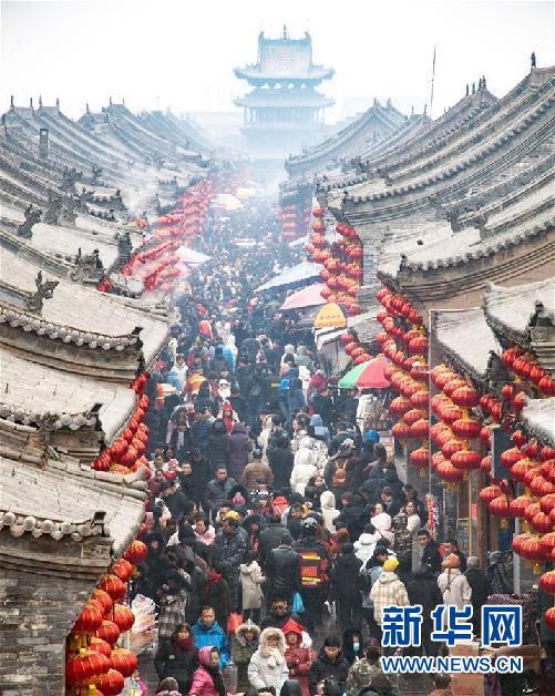 #(社會)(5)2019年春節假期全國旅遊接待總人數4.15億人次