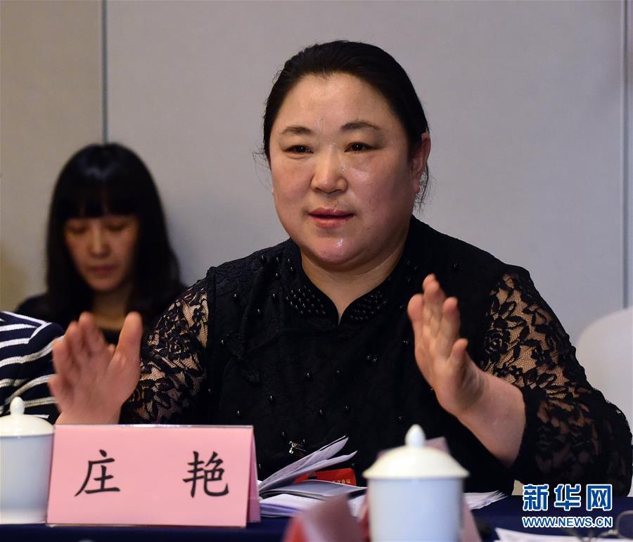 (新春走基層·代表委員履職)(5)馬路牙子上當代表——環衛工人莊艷的履職故事