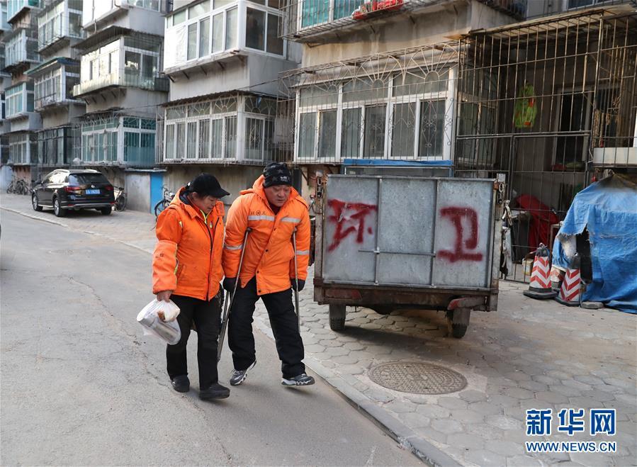 (新春走基層·代表委員履職)(3)馬路牙子上當代表——環衛工人莊艷的履職故事
