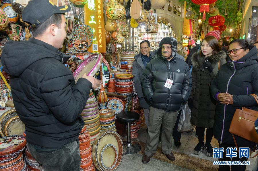 (图文互动)(2)和平、稳定、繁荣、多元——外国政党代表眼中的新疆