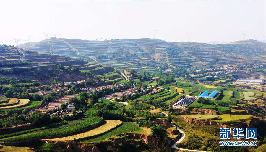 (新华全媒头条·图文互动)(4)沧海桑田一指间——6个村庄的70年巨变